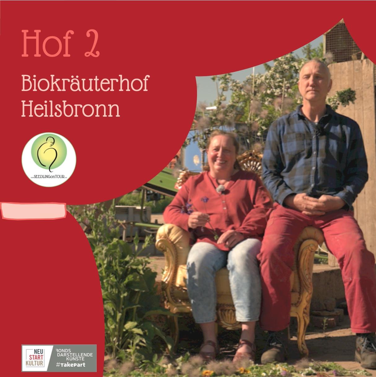 Hof. 2 Biokräuterhof