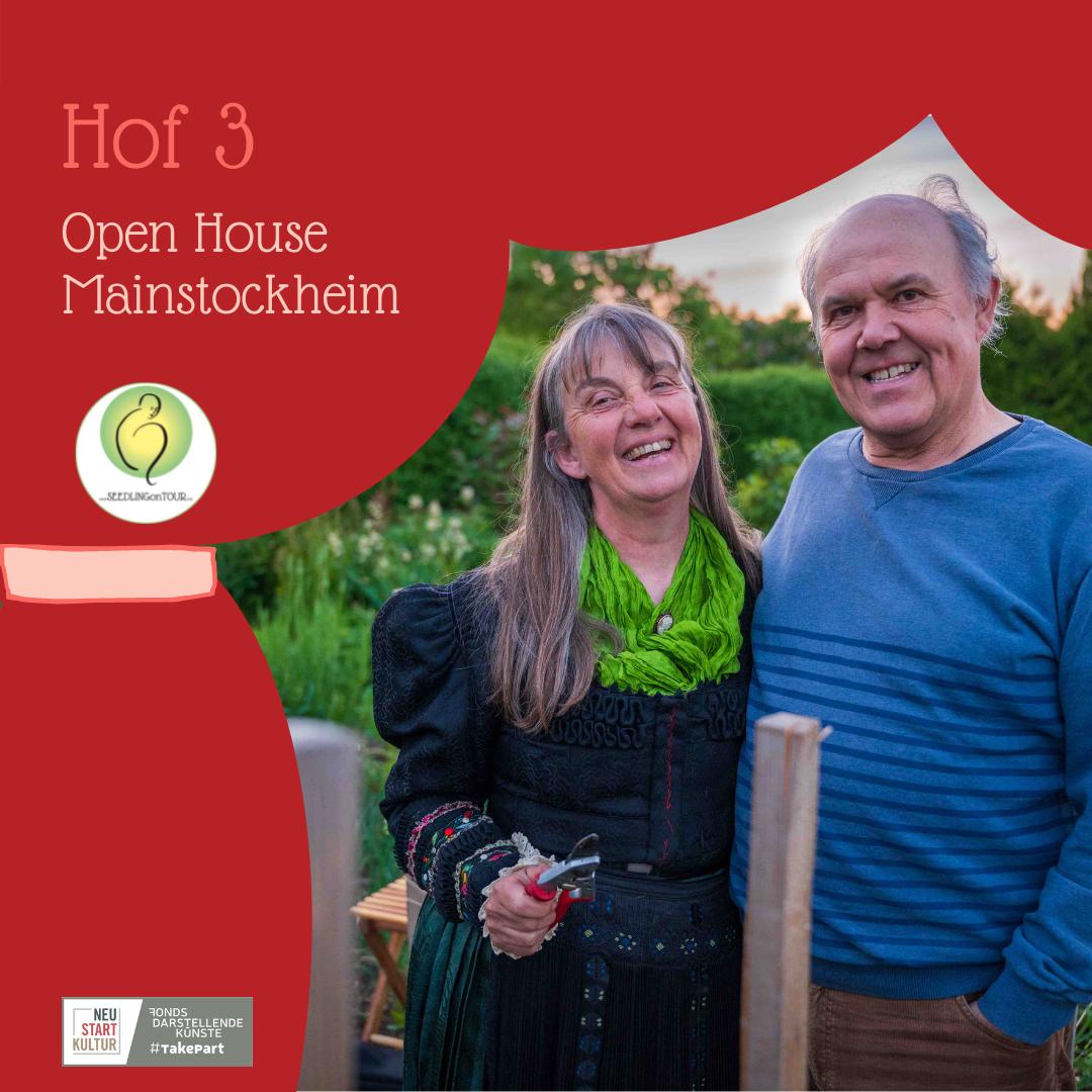 Hof. 3 Open House